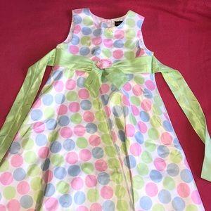 Girls size 6x dress